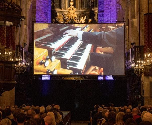 Extraits de concerts du Festival 2020
